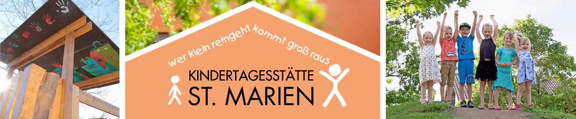 Logo des Kindergarten St. Marien in St. Leon