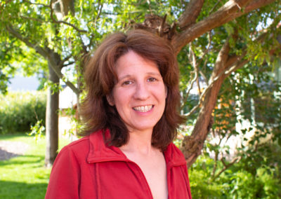Silvia Hecker